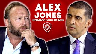 """Download Alex Jones """"I'm Ready to Die"""" - Exclusive Interview After Being Banned Video"""