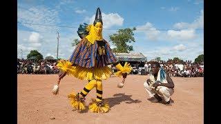 Download Danses du folklore gouro, glozran 2, cote d'ivoire Video