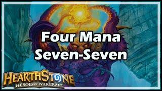Download [Hearthstone] Four Mana Seven-Seven Video