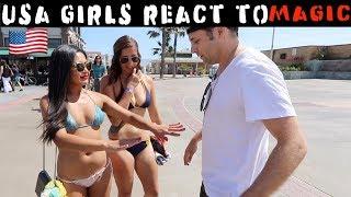 Download California Reacts to Magic l Julien Magic Video