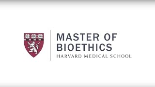 Download The Master of Bioethics Degree Program at Harvard Medical School Video