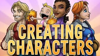 Download Draw with Jazza: CREATING CHARACTERS Video