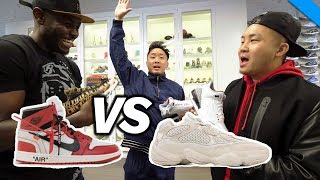 Download NIKE vs ADIDAS - WHO HAS BETTER SNEAKERS?! (Stadium Goods) // Fung Bros Video
