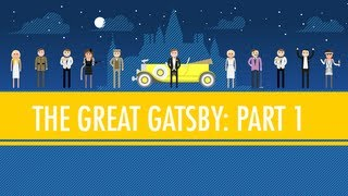 Download Like Pale Gold - The Great Gatsby Part I: Crash Course English Literature #4 Video