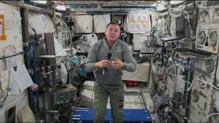 Download Space Station Crew Member Discusses Life in Space with Maryland Students Video