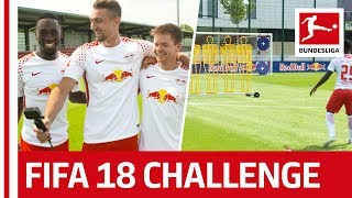 Download RB Leipzig Confirm Their Role as Favourite - EA Sports FIFA 18 Bundesliga Free Kick Challenge Video