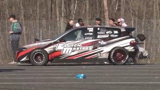 Download Nyce1s - 8 Second Turbo Hondas Sport Front Wheel Drive (SFWD) Class @ HDAY Spring 2016... Video