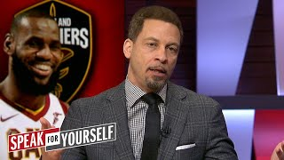 Download Chris Broussard on George Hill's comments about having to be LeBron's Robin | SPEAK FOR YOURSELF Video