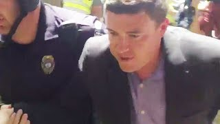 Download White Supremacist Flees Angry Protesters (VIDEO) Video