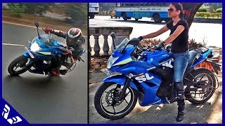 Download Suzuki Gixxer SF Review | Road Test | Full video | RWR Video