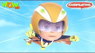 Download Vir: The Robot Boy #4 - 3D ACTION compilation for kids - As seen on Hungama TV Video