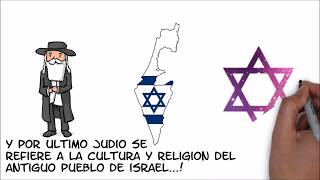 Download DIFERENCIA ENTRE HEBREO, JUDIO E ISRAELITA Video