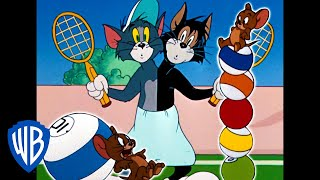 Download Tom & Jerry | Ready, Set, Sport! | Classic Cartoon Compilation | WB Kids Video
