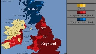 Download The History of the British Isles: Every Year Video