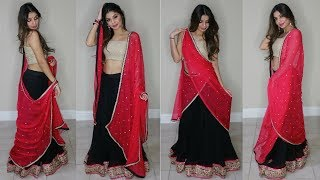 Download 6 Ways To Style Your Dupatta - BeautyBook by Seher Video