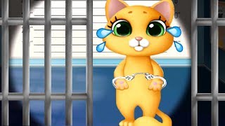 Download Play Kitty Meow Meow City Heroes - Cats to the Rescue! - Let's Save The Cute Animals Video