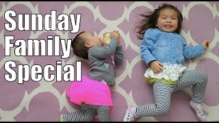 Download Sunday Family Special- March 01, 2015 ItsJudysLife Vlogs Video