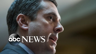 Download Nunes' secret White House visit on Trump surveillance triggers calls for recusal Video