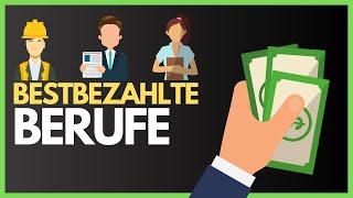 Download TOP 10 BESTBEZAHLTE JOBS - Das sind die bestbezahlten Berufe mit Ausbildung & Studium Video