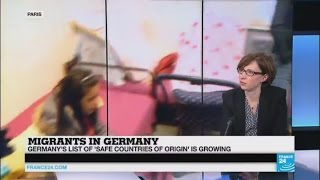 Download Germany steps up deportation of failed asylum seekers Video