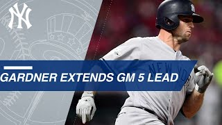 Download Extended Cut: Gardner's clutch at-bat and RBI single Video