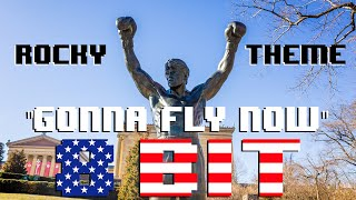 Download Gonna Fly Now (Rocky Theme) (8 Bit Cover) [Tribute to ROCKY and Bill Conti] - 8 Bit Universe Video