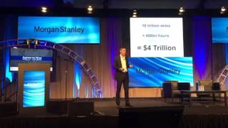 Download Morgan Stanley's Adam Jonas and the automotive industry disruption at Automotive World Congress Video