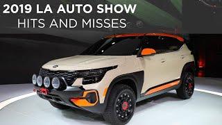 Download Hits and Misses   2019 LA Auto Show   Driving.ca Video