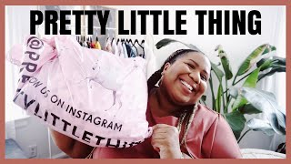 Download PRETTY LITTLE THING PLUS SIZE HAUL + TRY ON Video