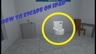 Download Roblox Apple ipad/tablet. Prison Life. How to escape through the toilet Video