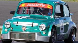 Download ABARTH 1000 TC PURE RACING-FUN ZOLDER ONBOARD Video