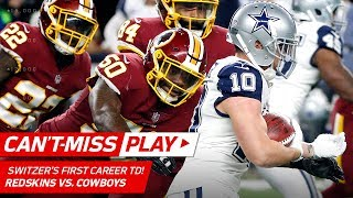 Download Ryan Switzer's Spectacular 83-Yd Punt Return TD to Extend the Lead! | Can't-Miss Play | NFL Wk 13 Video