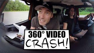 Download 360° Video - Quadcopter Crash! Video