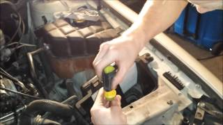 Download How to remove the TCC Solenoid (P1860 and P0741 codes) 2001 Cadillac Seville SLS Video