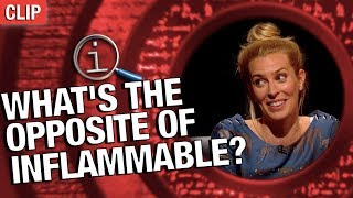Download QI | What's The Opposite Of Inflammable? Video