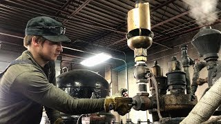 Download How To Fire Up a Steam Locomotive [4K] Video