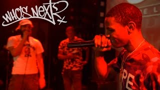 Download A Boogie, Manolo Rose, Dreezy and Justin Rose Prove They Are ″Who's Next″ Video