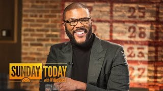 Download Tyler Perry Built His Empire With 'Madea' – But He'll Be OK When 'That Broad Is Dead'   Sunday TODAY Video
