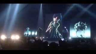 Download Gorillaz - Clint Eastwood (Live BRITs Performance) Video