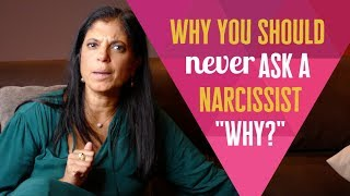 Download Why you should NEVER ask a narcissist ″why″? Video