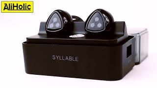Download Syllable D900Mini Review: Truly wireless Bluetooth earphones | Best Airpods alternative under $30 Video