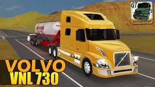 Download Grand Truck Simulator - Caminhão VOLVO VNL 730 e CARGA de AREIA Video