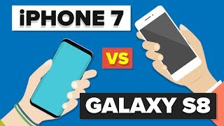 Download iPhone 7 vs Galaxy S8 - How Do They Compare? - Phone Comparison Video