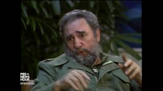 Download In 1985 interview, Castro spoke of fearing U.S. invasion Video