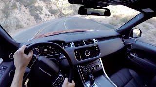 Download 2014 Range Rover Sport - WR TV POV Canyon Drive Video