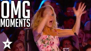 Download OMG Moments That SHOCKED Simon Cowell & Judges on Got Talent Global Video