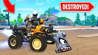 Download We *DESTROYED* Tilted Towers W/ QuadCrashers! Video