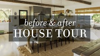 Download House Tour: Before & After DIY Modern Farmhouse Transformation Video