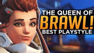 Download Overwatch: BEST Brigitte Playstyle - Everything You NEED to Know! Video
