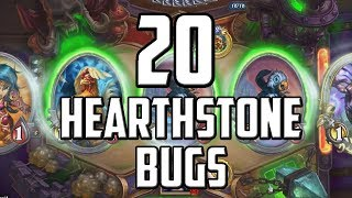 Download 20 Hearthstone Bugs Video